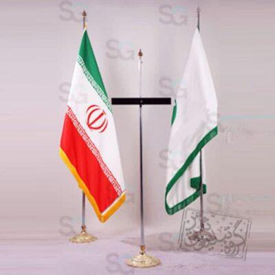 خدمات چاپ پرچم تشریفات