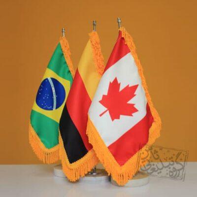 خدمات چاپ پرچم رومیزی (اختصاصی)